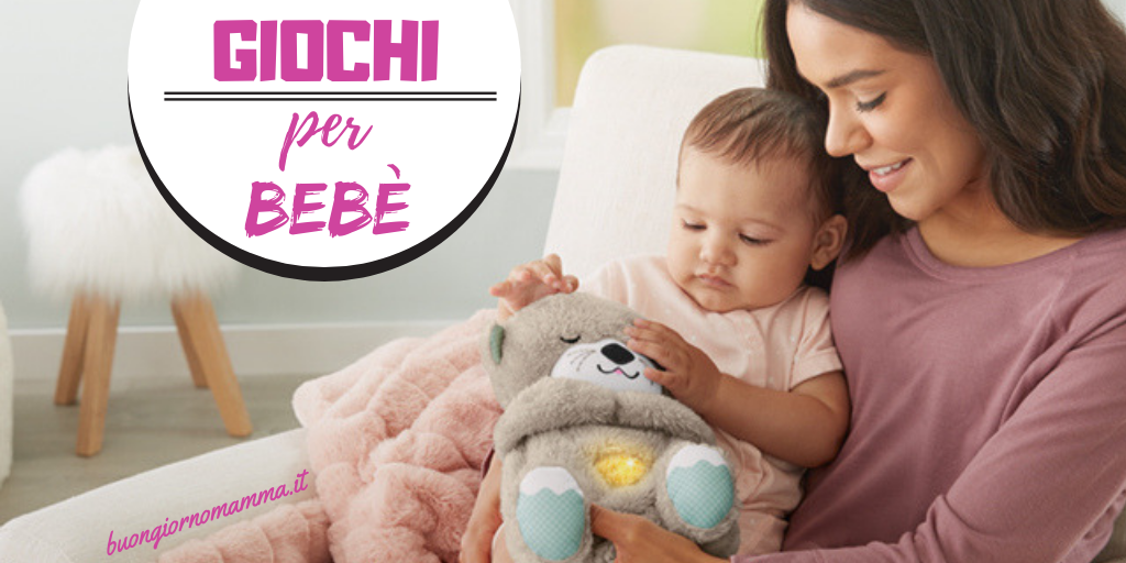 Giochi per bebè Fisher-Price